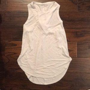 Gap t-shirt with criss-cross back detail